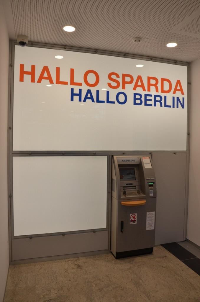 Sparda Bank Filiale Nordbahnhof Berlin